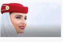 Українська модель стала обличчям двох арабських авіакомпаній