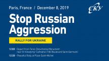 Світовий Конґрес Українців виступає на боці Руху Опору Капітуляції