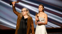 Продюсерка українського походження Олена Андрейчева здобула «Оскар» за найкращий документальний фільм