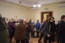 В Перемишлі відбулась виставка відомого іконописця Данила Мовчана
