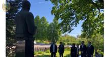 На батьківщині Євгена Коновальця вшанували його пам'ять