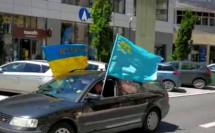Вулицями Лісабону проїхала авто-маніфестація солідарності з кримськотатарським народом
