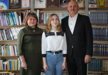 Дві учениці школи на Полтавщині стали переможницями Всеукраїнського конкурсу «Стежками Каменяра»
