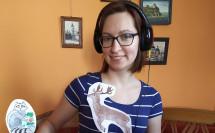 Українка з Польщі вчить італійців англійської мови