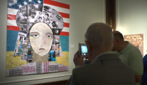 Віртуальна виставка Олі Рондяк в Українському Інституті Америки