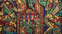 Український Інститут Америки в Нью Йорку провів ретроспективну виставку 8 митців з України