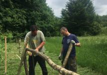 СУМ береться відновити таборову оселю в Грабівці