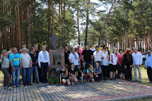 Вшанували полеглих за волю України