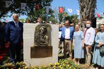 В турецькій Анталії відкрили барельєф Тарасу Шевченку