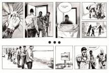 Змусили бігти по мінному полю: в мережі опублікували графічну історію одного з колишніх полонених