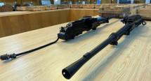 """Танковий кулемет від київського заводу """"Маяк"""" на випробуваннях успішно відстріляв 25 тисяч пострілів"""
