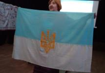 У  Полтаві відзначили 30-річчя підняття національного прапора