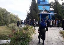 На Рівненщині прихожани московської церкви зірвали похорон воїна УПА
