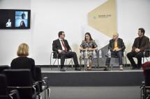 Українські та міжнародні експерти розповіли посольствам про безкарність воєнних злочинів в Україні