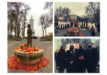 СКУ відзначив 87 роковини Голодомору