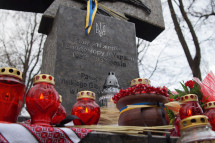 У Варшаві пом'янули жертви Голодомору 1932-1933 років