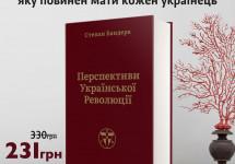 Відкрилось передзамовлення на книжку Степана Бандери «Перспективи української революції