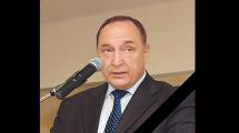 СКУ висловлює глибоку скорботу приводу відходу у вічність Тараса Дудка