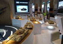 """Санкції діють: росіяни побоялись арешту танка """"Армата"""" на виставці в Абу-Дабі"""
