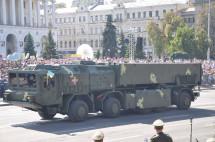 Українські ракетники переходять з КрАЗа на TATRу