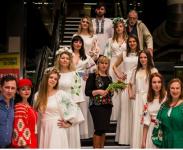 Презентація колекції національного українського одягу дизайнера Марії Шамедько в Португалії