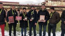 У Тернополі пройшов Кубок Романа Шухевича