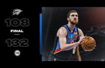Українець із персональним рекордом став одним із найрезультативніших у матчі НБА