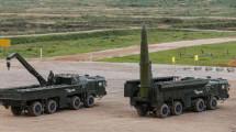 """Росія застосовувала ракети """"Іскандер-М"""" у конфлікті в Нагірному Карабасі"""
