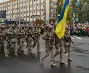 Військовий парад 14 жовтня у Сєвєродонецьку! Як це пройшло?!