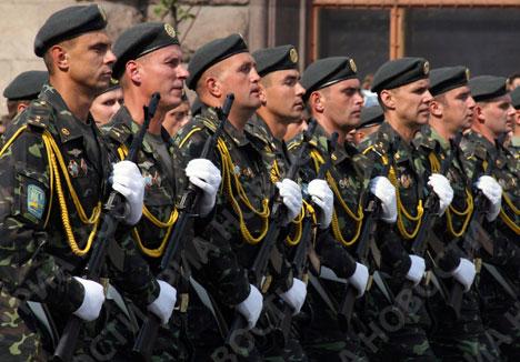 Збройним силам україни 20 років