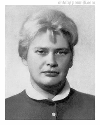 Алла Горська