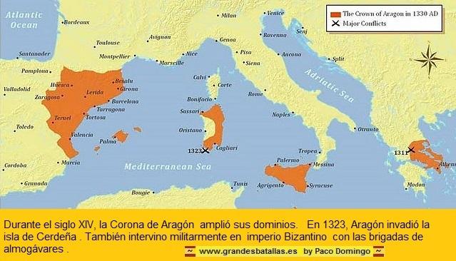 CATALUNYA CORONA ARAGON