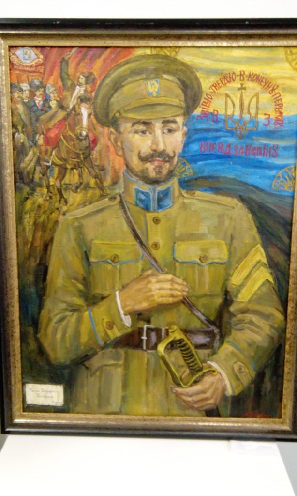 Полковник Петро Болбочан. Автор Марина Соченко