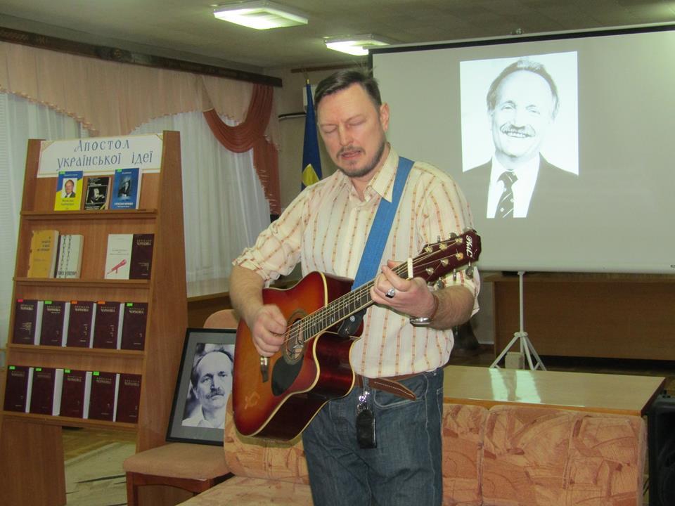 Лідер гурту Дель Тора Янкевич