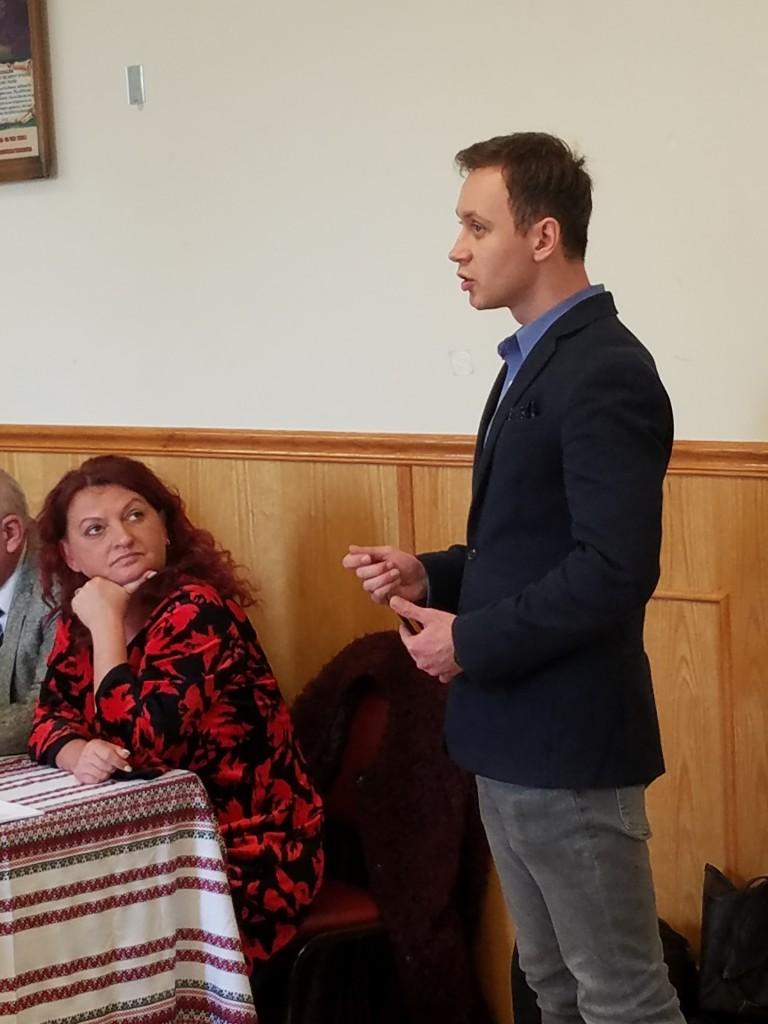 Андрій Шегельський - Привітає - Інформує
