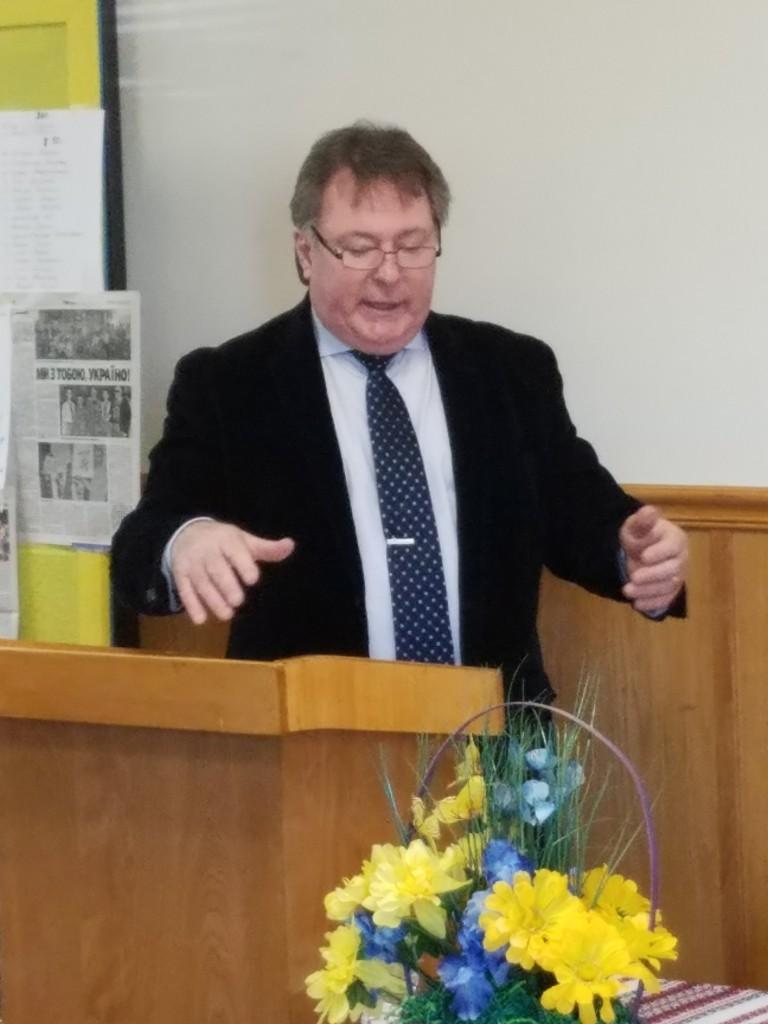 Присідник  Загальних  Зборів