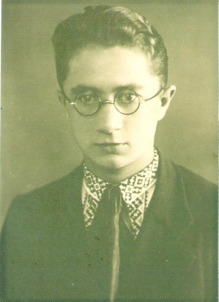 Юліан Войтович, довоєнне фото
