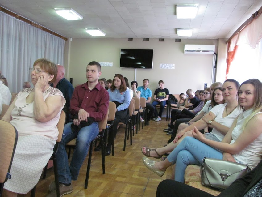учасники презентації