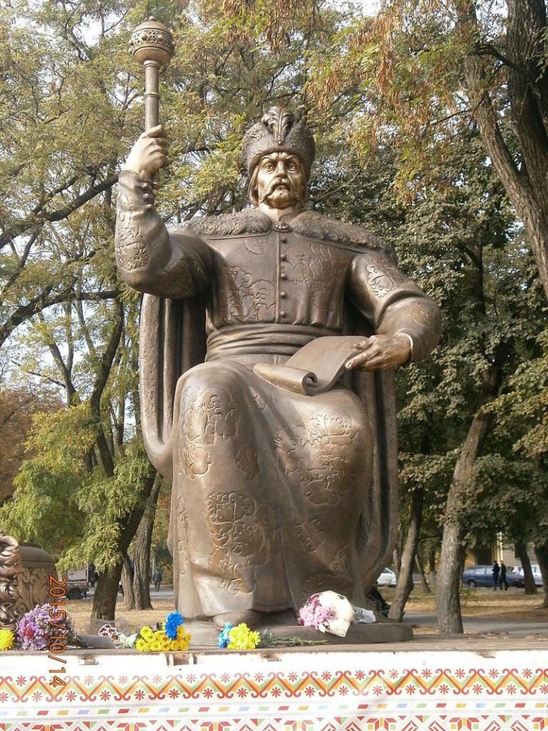 Пам'ятник_Мазепі_у_Полтаві