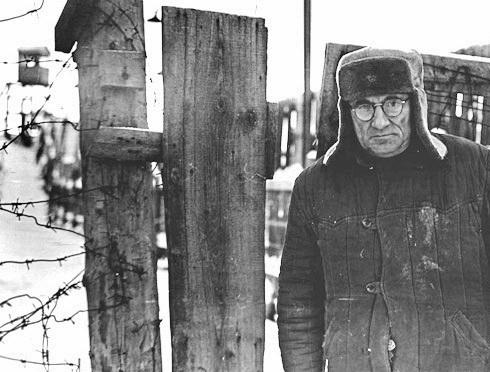 Вязень сталінського концтабору