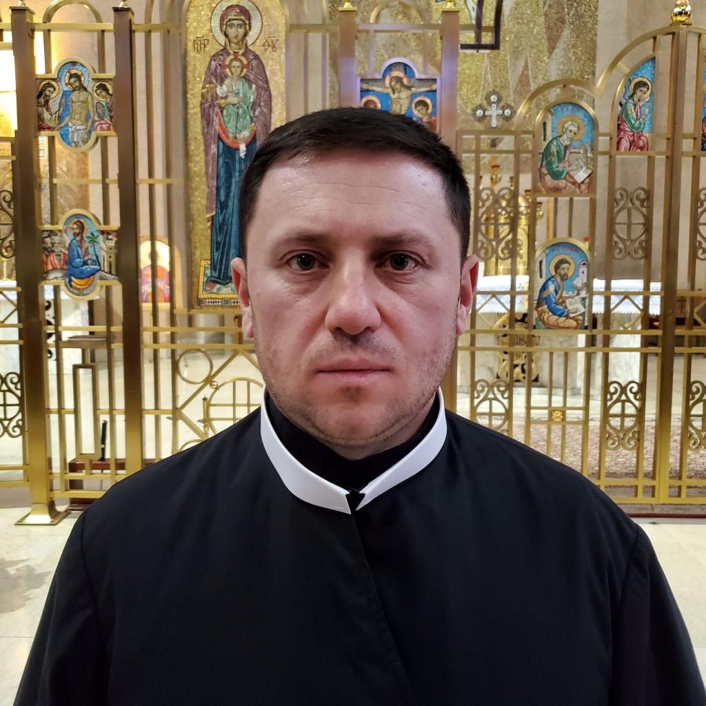 Fr. Mykola Bychok CSsR