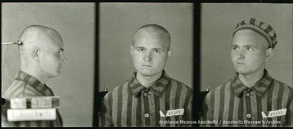 табірне фото Аушвіц