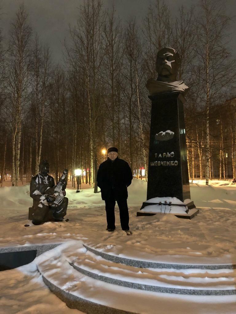 TarasSHevchenkoSurgut