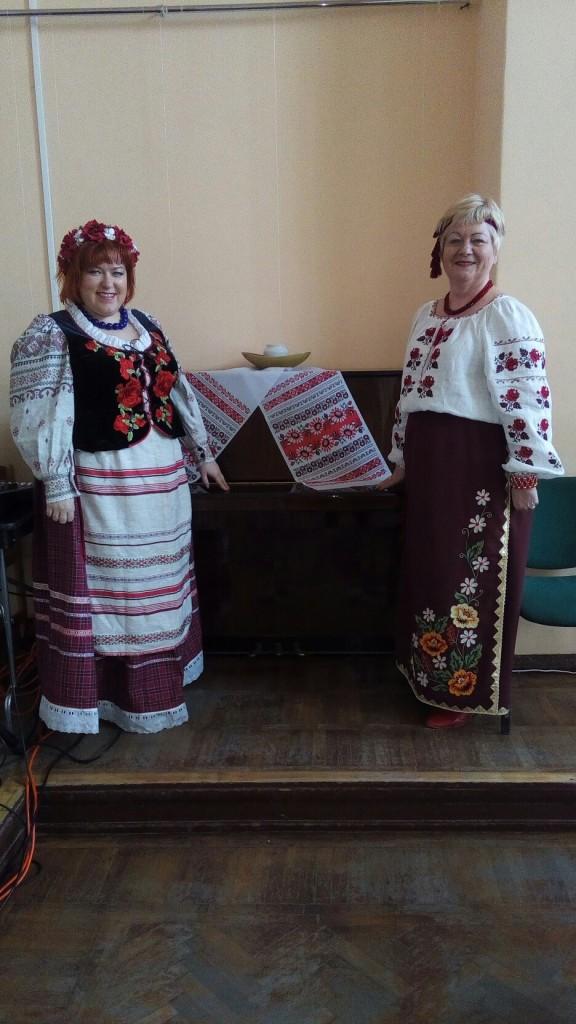 День рідної мови.Українці і білоруси