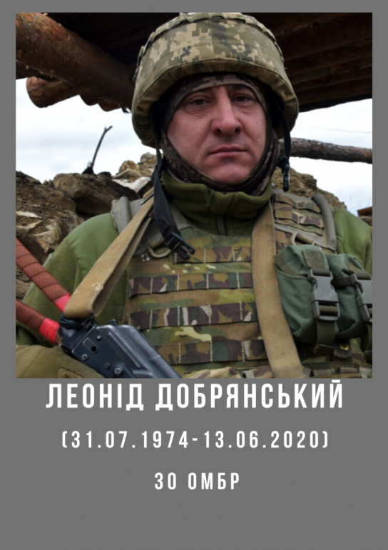 Леонід Добрянський