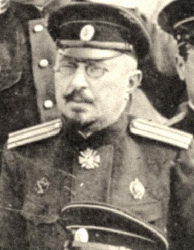 Контр-адмірал Михайло Остроградський