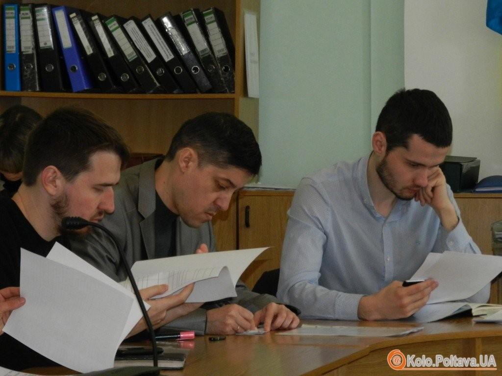 березень 2016 рік -учасники міської громадсько-науковї комісії Ластовецький Пустовгар Ямщиков