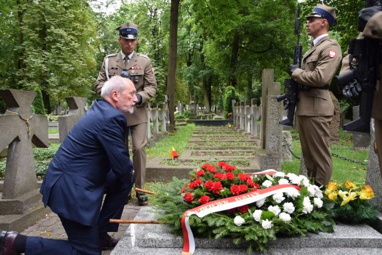 міністр оборони Польщі